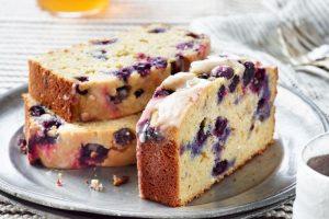 Za savršen doručak: ukusni kolač sa borovnicama