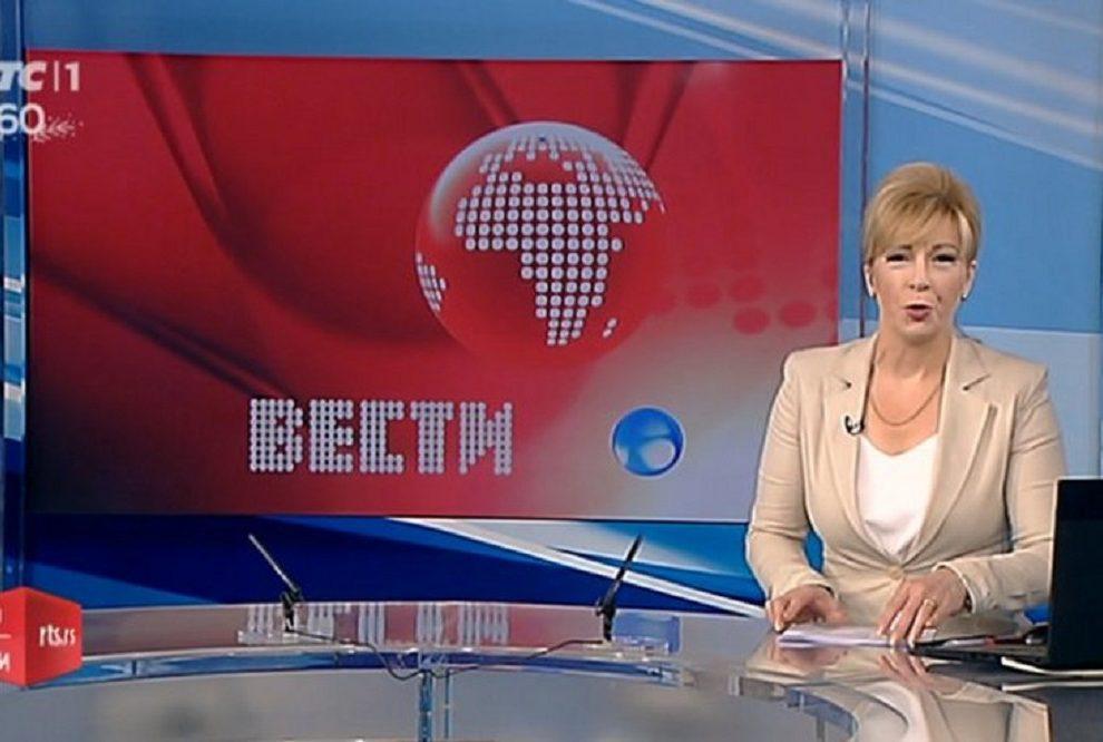 NEVEROVATNA SCENA NA RTS-U !!! Kada se voditeljka uključila u program, nastao je ŠOK !!!