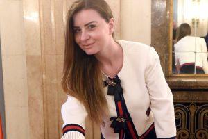 Glumica Nevena Šarčević šah mat!