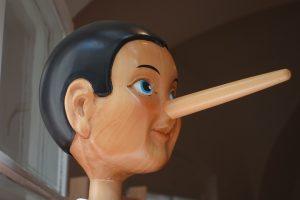 Lako prepoznajte lažova!