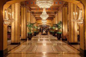 Nju Orleans, hotel, Ruzvelt, putovanja, turizam