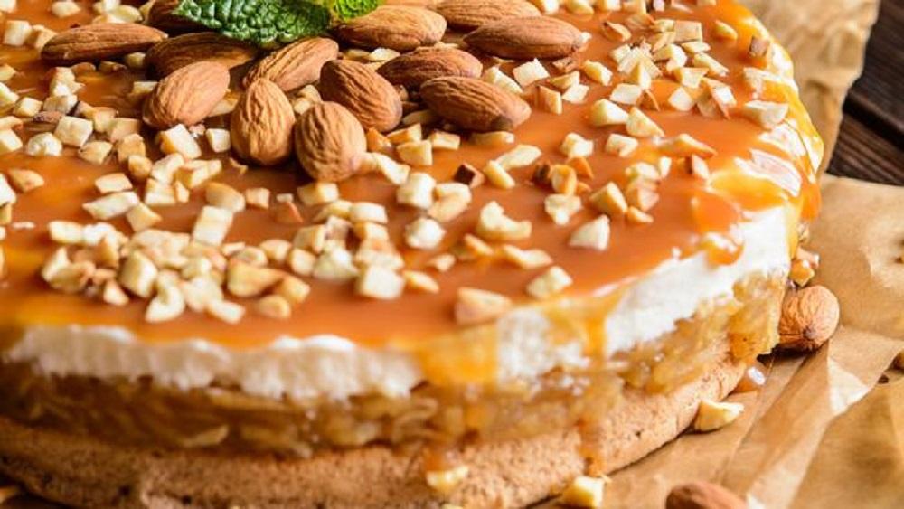 Sa karamelom i orasima napravite preukusnu tortu