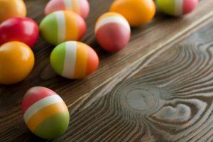 Uz pomoć margarina, neka vaša uskršnja jaja imaju mermernu izdržljivost