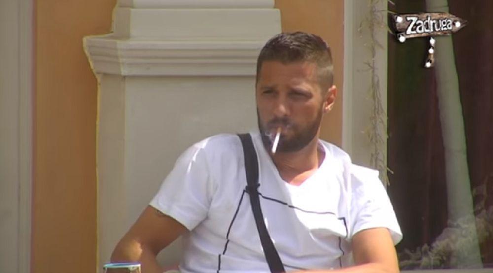 MORAO JE DA SE OGLASI! Marko Miljković progovorio o skandaloznoj prepisci sa manekenkom: Sve je to jedna velika LAŽ! (FOTO)