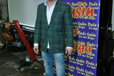 Dule Lušin promovisao novu pesmu!