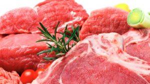 Povedete računa o količinama mesa koje unosite...