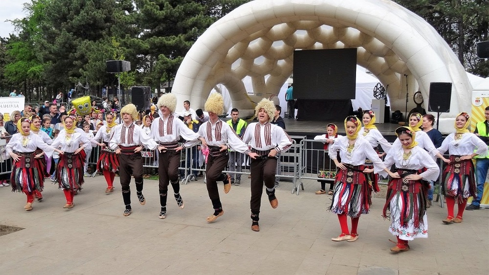 Veliki Uskršnji karneval 2019. u parku Tašmajdan