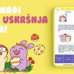 Nova praznična igra na Viberu - Velika potraga za uskršnjim jajima