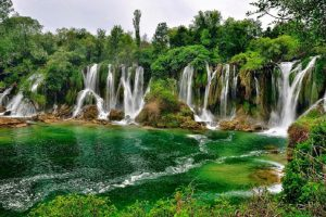 Najlepši dragulj Bosne i Hercegovine je Vodopad Kravice