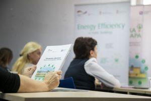 ZNANJEM DO ENERGETSKE EFIKASNOSTI: NAKON DOMARA, U KLUPAMA I DIREKTORI I NASTAVNICI!