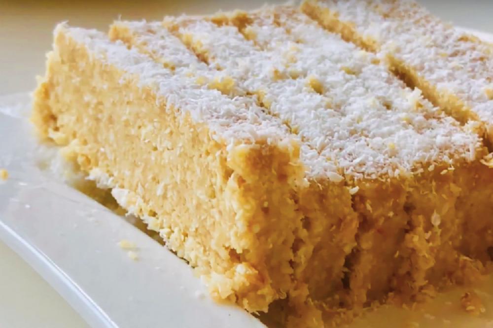 Sa keksom i kokosom napravite preukusan brzi kolač