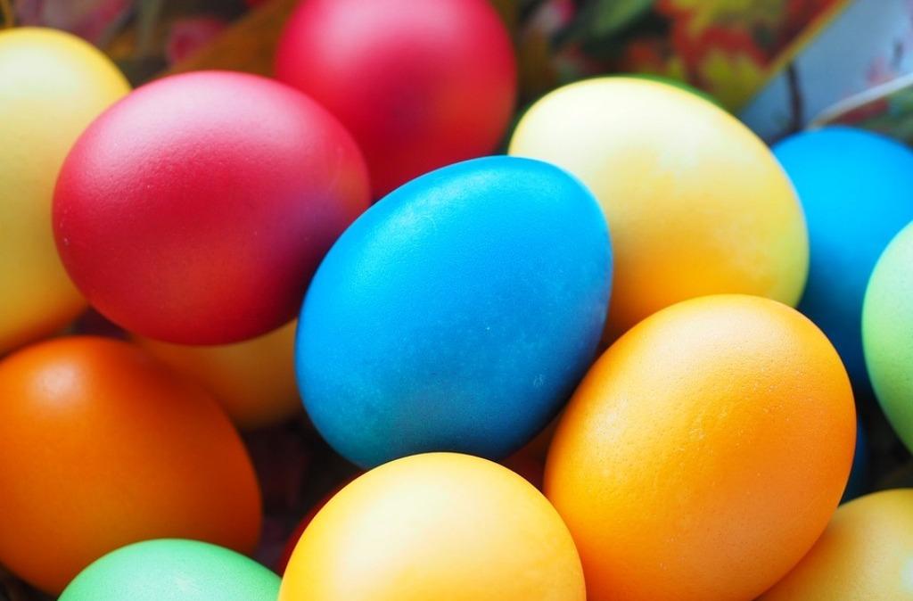 Boje za jaja izazivaju alergiju!