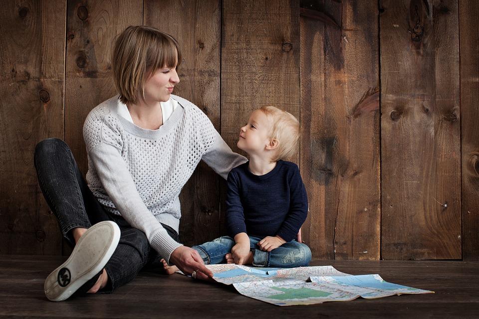 VI STE OGLEDALO VAŠEG DETETA: Budite roditelj za primer
