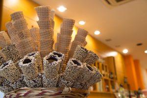 POSLASTICA DANA: Kornet torta