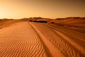 Zbog peska iz Sahara moguće žute ili crvene kiše