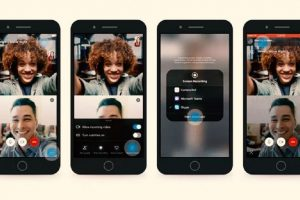 Skype omogućio deljenje ekrana telefona tokom video poziva