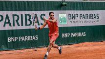 Rolan Garos: Tipsarević završio učešće porazom od Dimitrova nakon 5 setova!