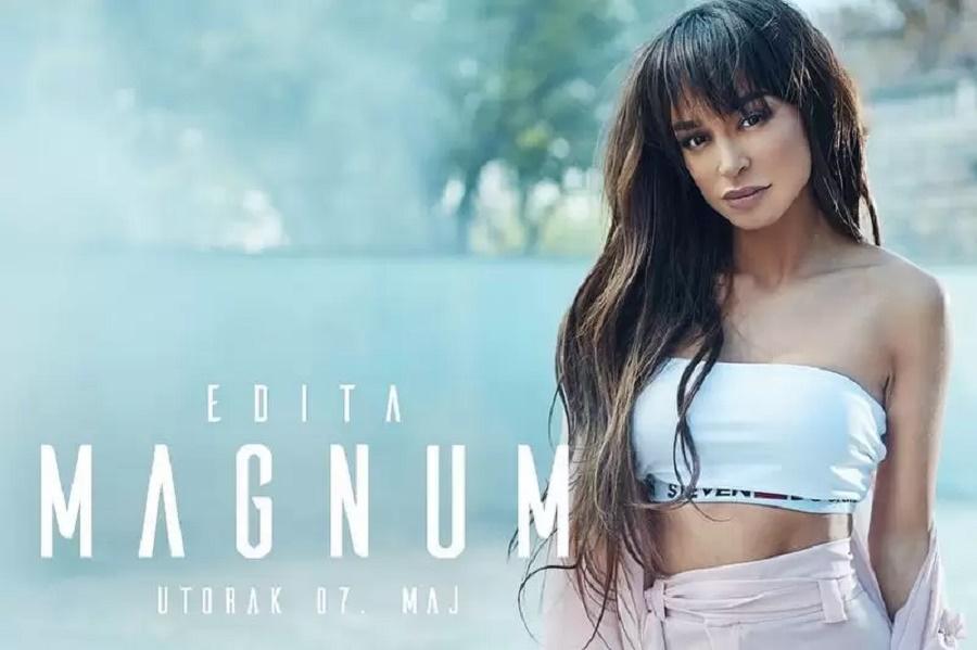 """Edita objavila spot za svoju prvu pesmu """"MAGNUM""""!"""