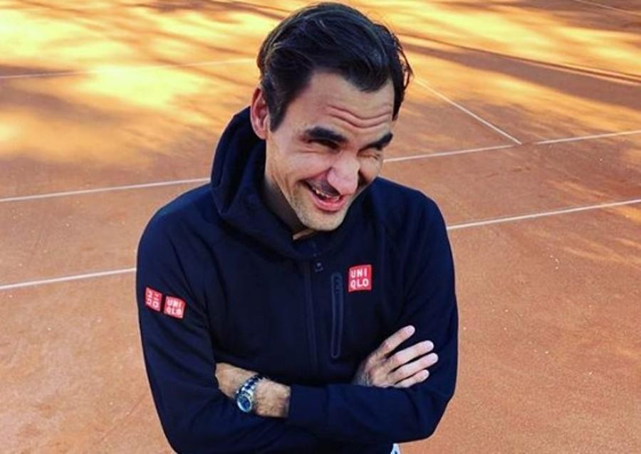 ŠOK U RIMU: Federer se povukao sa turnira!