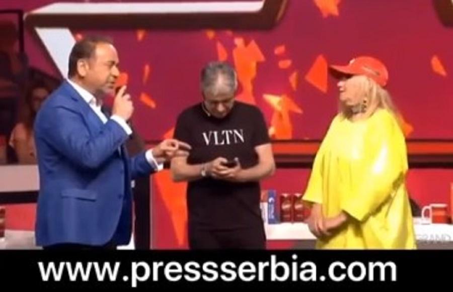 """Nakon svađe sa Marinkom NADA TOPČAGIĆ poručila SAŠI: """"Popoviću, sine, ima da platiš za svaku emisiju u koju ti dođem, ako dođem!"""""""