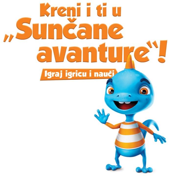 """""""Sunčane avanture"""" – prva edukativna igrica za decu u okviru kampanje """"Zaštita za sve"""", Gradski Magazin"""