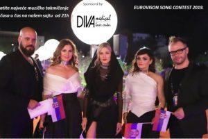 DIVA EUROVISION LIVE BLOG: Večeras je prvo polufinalno veče, Nevena nastupa deveta!