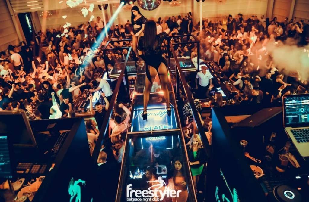 SUMMER JUST BEGUN, WELCOME TO FREESTYLER NIGHT CLUB!!!
