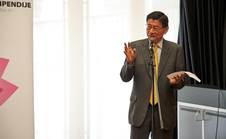 Kompanija JTI i Ambasada Japana dodelile Sakura stipendije!