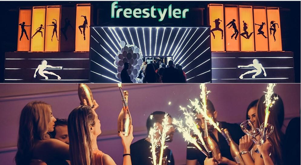 SUMMER SEASON STARTED, WELCOMETO FREESTYLER NIGHT CLUB!!!
