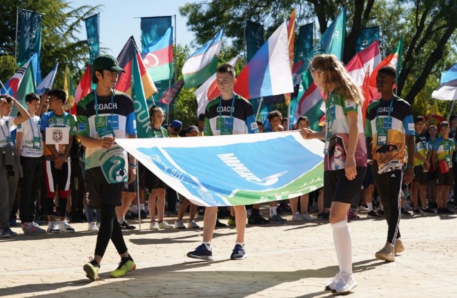 Međunarodni kamp Fudbal za prijateljstvo