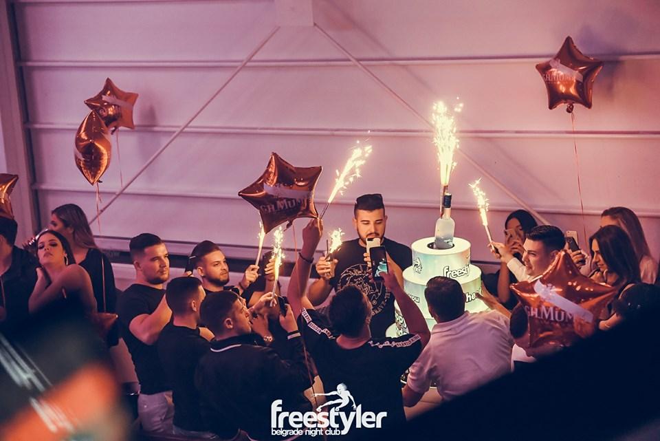 FREESTYLER pomerio granice noćne zabave, ali tek sledi pravo PARTY LUDILO!!!, Gradski Magazin