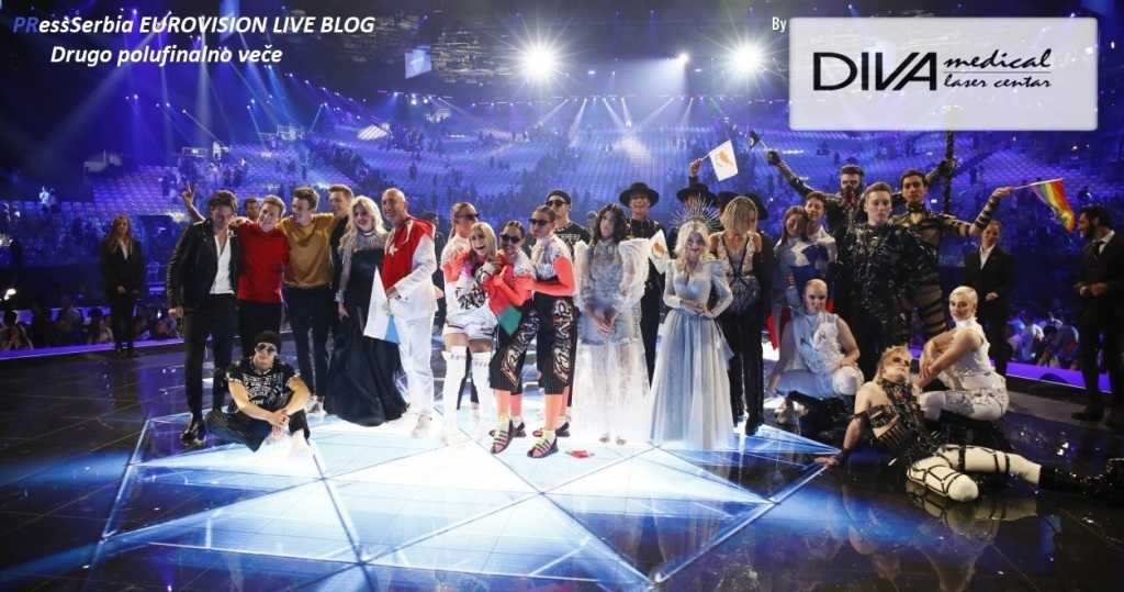 DIVA EUROVISION TEL AVIV 2019 LIVE BLOG