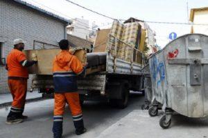 Umesto dva, odnošenje kabastog otpada trajaće sedam dana