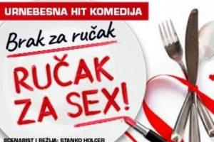 """Premijera nove duhovite predstave """"Barak za ručak , ručak za seks"""""""