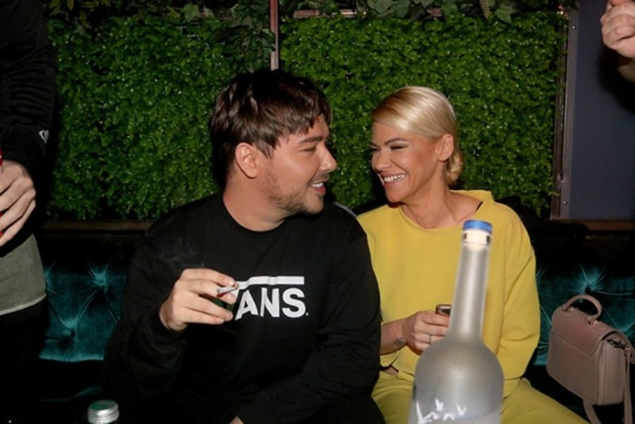 Nataša Bekvalac i Milan Stanković uhvaćeni kako se drže za ruke (FOTO)