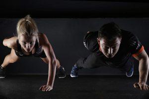 vežbanje u mraku
