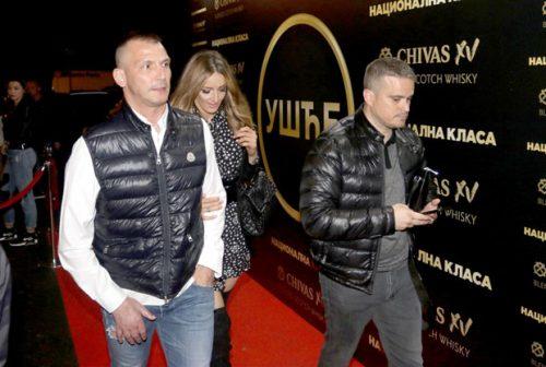 Nataša i Dača prvi put na istom događaju posle razvoda!