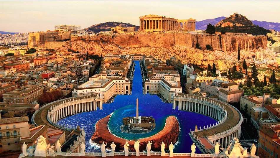 """Stan na dan"" doživeo kolaps u Atini!"
