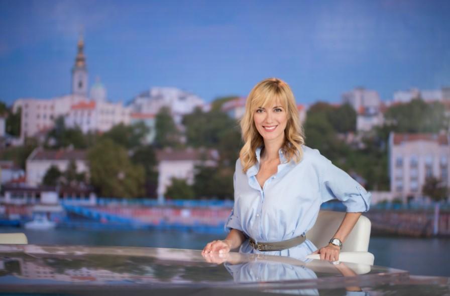 Nevena Madžarević se od jula pridružuje uredničko-voditeljskom timu jutarnjeg programa na Prvoj