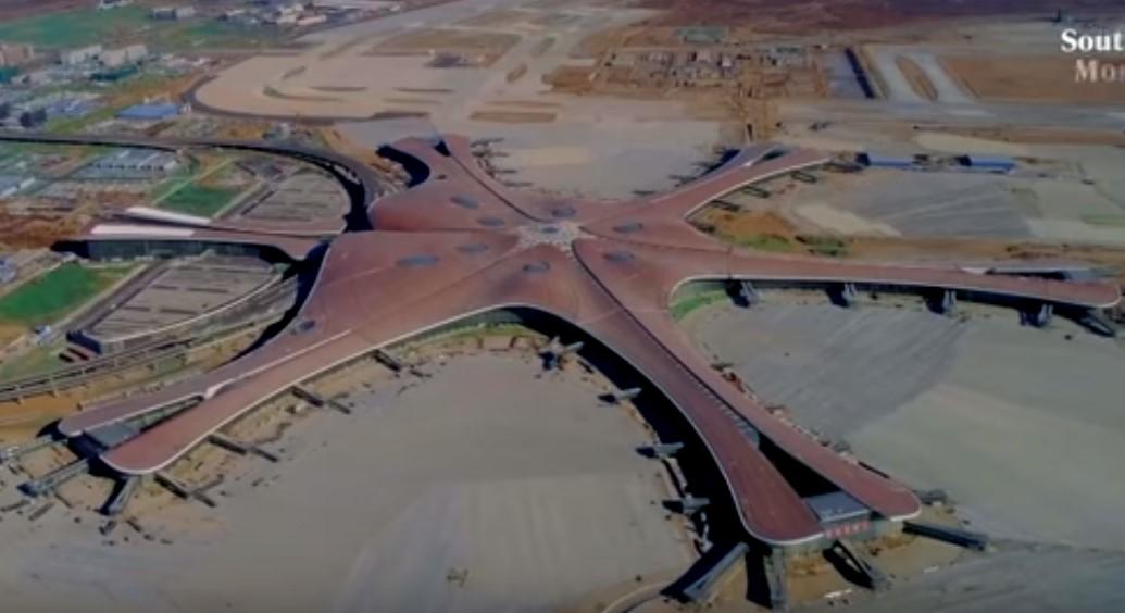 U Pekingu otvoren najveći aerodrom na svetu