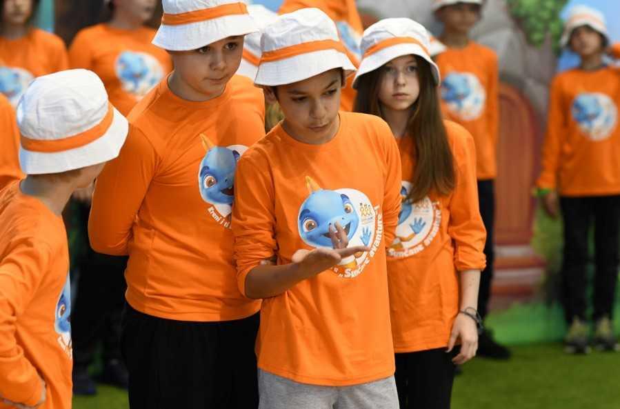 """Uručena nagrada za opremanje učionice u okviru kampanje """"Zaštita za sve"""""""