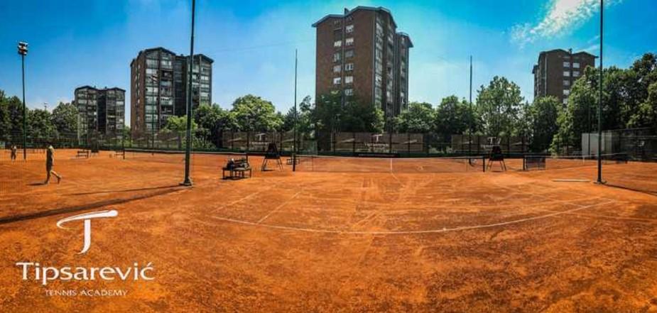 """Prvi profesionalni teniski turnir iz ITF 15 S Serije u Srbiji u Akademiji """"Tipsarević"""""""