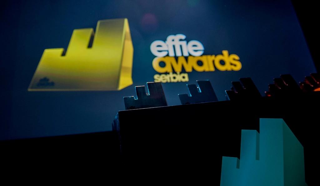 Za nedelju dana će biti poznati dobitnici Effie nagrade