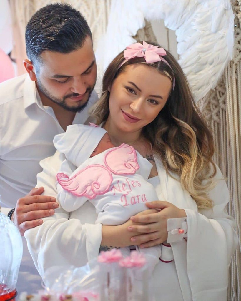 Porodila se turska glumica Dilara Kilinc