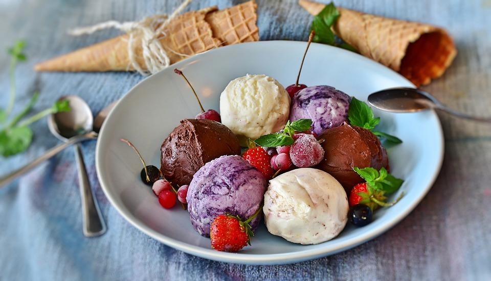 Dijeta je lakša uz porciju sladoleda