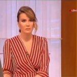 Dok je Maja u programu UŽIVO čitala najavu, grmljavina ZATRESLA STUDIO - reakcija voditeljke HIT (VIDEO)