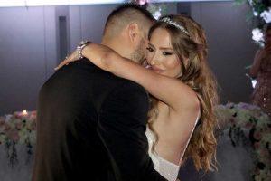 Venčali se Milica Jelić i Nikola Paunić! (FOTO)