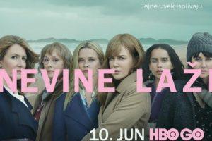 """PREMIJERA DRUGE SEZONE HBO SERIJE """"NEVINE LAŽI"""""""
