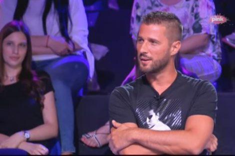 Gledateljka napala Miljkovića, a evo šta joj je on odgovorio!