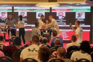 SVETSKI KUP U SPORTSKOM OBARANJU RUKE ZG STRONG - ZAGREB 2019